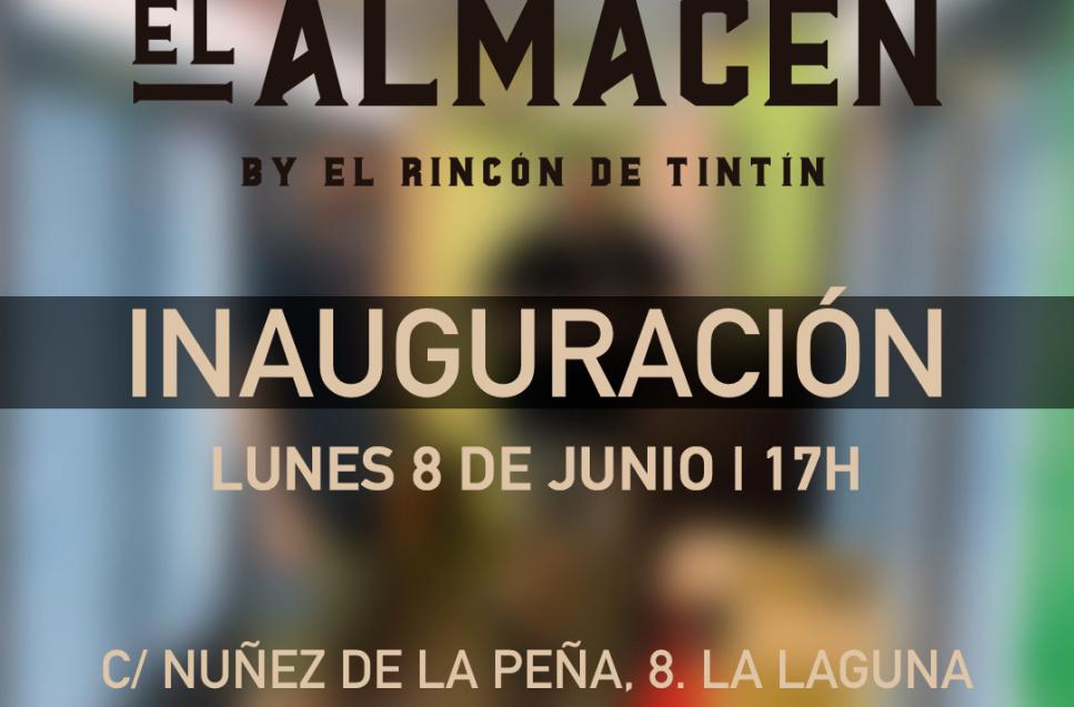 Inauguracion El Almacén